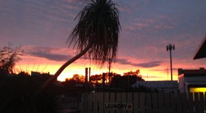 Sunrise Cloncurry
