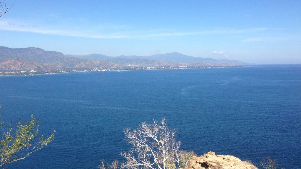 Jesus's view of Dili