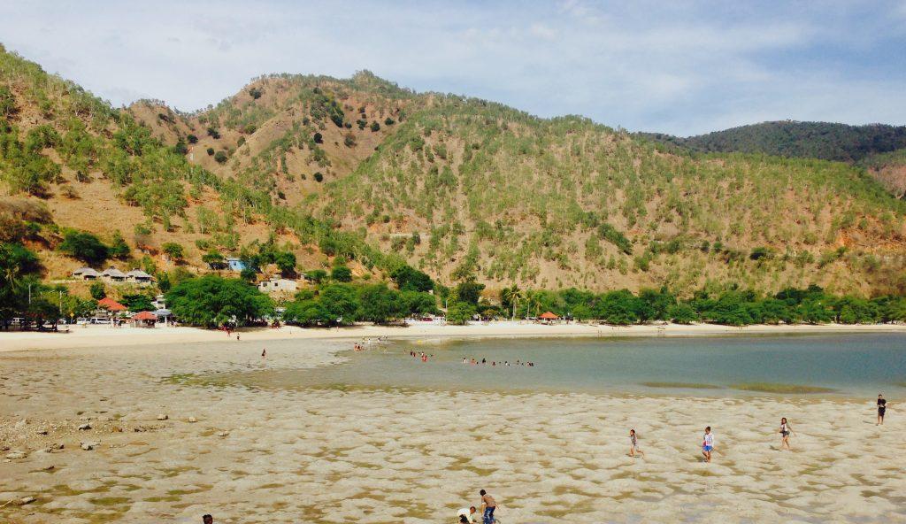 Dili's best beach