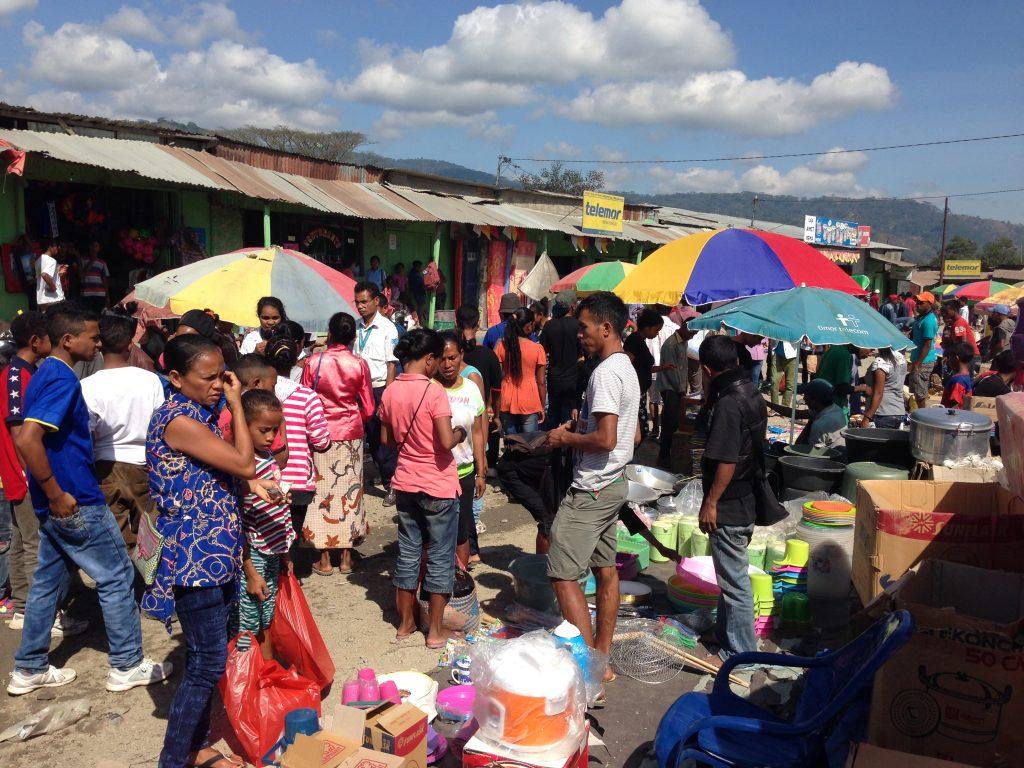 Gleno market